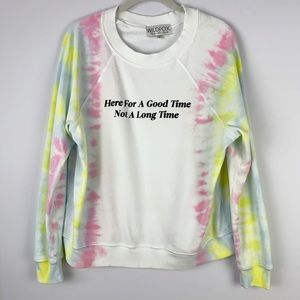 WILDFOX Good Times Sommers Sweater s